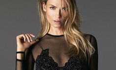 Supermodels In LA PERLA Shoot by Mert - Few of the supermodels return to the new LA PERLA Campaign photographed by the famed photography duo Mert Alas & Marcus Piggott. Stars of the Spring Summer 2016 La Perla ads are Natasha Poly, Mariacarla Boscono, Liu Wen and Wouter Peelen.