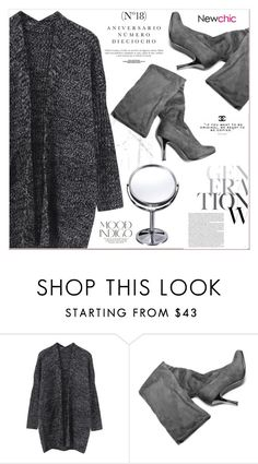 """""""# I/25 Newchic"""" by lucky-1990 ❤ liked on Polyvore featuring Sinclair, WALL and ANNA"""
