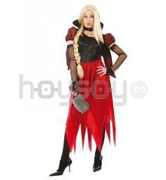 Sugerente y original #disfraz de bruja perversa para disfrutar de tu fiesta de #Halloween #Disfraces
