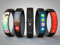 iWatch Concept Is A Thing Of Beauty