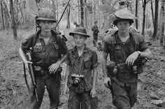 NY Times: In her own words photographing the Vietnam War