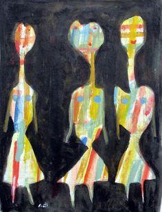 3 Skirts by ScottBergey on Etsy