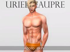 The Sims 4 Apollo skin