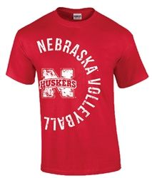 Ink Images also have Nebraska Volleyball shirts! You can find them at the Nebraska State Fair #grownebraska #nebraskastatefair