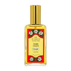 Tiare Gardenia Tahiti Eau De Toilette Spray Monoi Tiki Tahiti, Tiare Tahiti, Sprays, Perfume Bottles, Makeup, Beauty, Fragrance, Eau De Toilette, Make Up