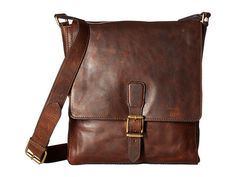 Frye Logan Small Messenger Leather Shoulder Bag 120f0309f6b