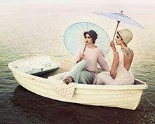 { Nanette Lepore's } Groovy Amagansett Cabin | The Glamourai