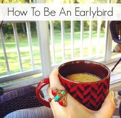 Tips for Waking Up Early (+ Why You Should!) | The Friendly Fig