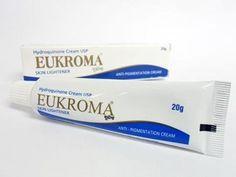 ★★在庫確保済み★★ ユークロマ 美白クリーム ★ Eukroma 1本