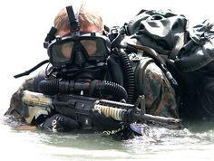 Force Recon - Diver