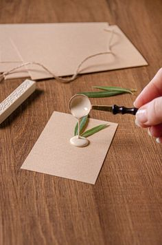Place Cards, Place Card Holders, Diy, Do It Yourself, Bricolage, Handyman Projects, Crafting, Diys