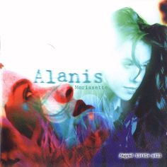 Alanis Morissette, Jagged Little Pill | These CDs Were Totally On Your BMG 10-For-1 Order