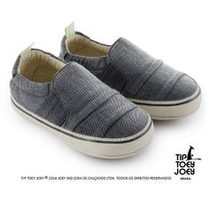 Tênis Tip Toey Joey Slippy Jeans