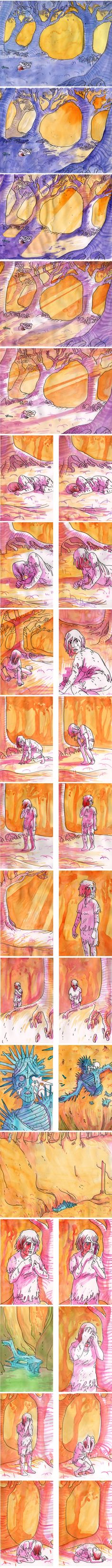 """""""Haunter"""" by Sam Alden pt. 5"""
