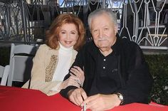 Suzanne Rogers and John Anniston (Maggie & Victor) Day of DAYS 2013 End Of Life, A Day In Life, Our Life, Suzanne Rogers, John Aniston, Casting Pics, Best Soap, Television Program, Days Of Our Lives