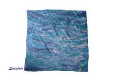 Tücher - Tuch maritim KCA40 - ein Designerstück von Salabrin bei DaWanda