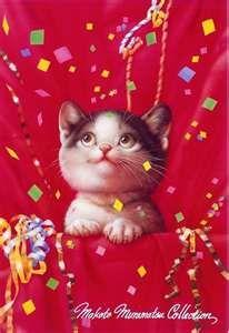 210 Best Makoto Muramatsu Artist Images In 2019 Cat Art
