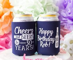 Birthday Favors, Cheers & Beers to 30 Years, Party Favor, Birthday for Him, Dirty Happy 1988 Birthday Beer Holder 30th Birthday Favors, 30th Birthday For Him, Teacher Birthday Gifts, Birthday Presents For Him, Birthday Love, Birthday Cards For Men, Best Birthday Gifts, Birthday Ideas, 30th Party