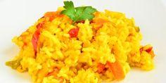 Turmeric Recipe: Turmeric Rice