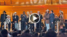 In 2006, many country legends performed at New York's famed Carnegie Hall in celebration...