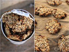 Biscotti di banane e fiocchi d'avena - Foto e fornelli (via fotoefornelli.com)