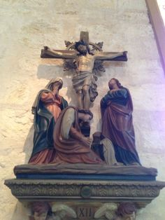 Stations of the Cross. San Fernando Cathedral.