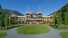 Dalen hotell, Telemark
