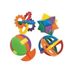 Puzzle Balls - OrientalTrading.com