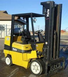 Yale Used Forklift / Capacity: / Model: / Year: 2005 / Mas. Lifted Trucks, Minnesota, Tractors, Fork, Model, Corridor, Miami, Autos, Automobile