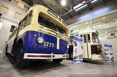 Выставка ретро автомобилей Олдтаймер-Галерея