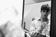 Charles Leclerc of Monaco and Sauber prepares backstage at the. Grand Prix, Dirt Track Racing, Auto Racing, Drag Racing, Monaco, Mark Thompson, Ferrari, Gp F1, F1 Drivers