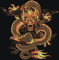 dragon tattoos - Google Search