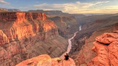 Ah, the Grand Canyon, a true bucket list destination. It's unlikely a list about camping has ever missed this American treasure, though that doesn't discount its awe inspiring nature. In fact, views from the North Rim are in effect the very definition of breathtaking. The area's most accessible campground features tent and RV camping , and is the kind of place you'll still be talking about months later.