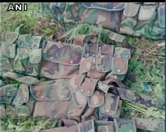 Asian Defence News: Photos of Pakistani terrorist caught alive by security forces in Rafiabad, Sopore encounter
