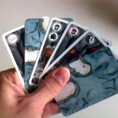 How to make your own TCG (Trading Card Game)