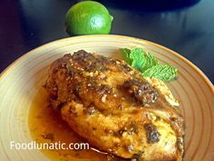 A combination of lime, ginger, garlic, butter and berbere gives this slow baked African chicken dish its buttery citric and spicy tast...
