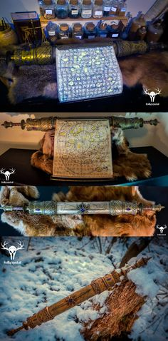 Amazing elder scroll replica #games #Skyrim #elderscrolls #BE3 #gaming #videogames #Concours #NGC