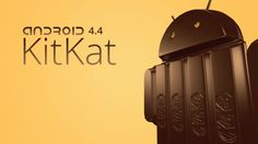 Android 4.4 KitKat voor LG en Sony