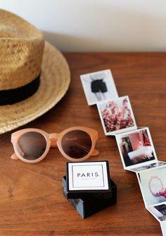 DIY Tiny Travel Album in a Box
