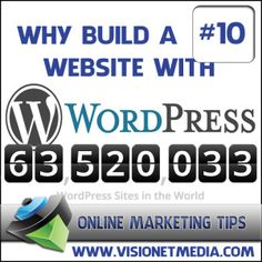 Why Build a Website with WordPress