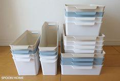 100均セリアの新商品「ラッセバスケット」は白・ライトブルー・アイボリーの3色を販売しています。種類は5タイプあり、雑誌や書類、洗濯グッズ、食品など色んな使い方ができます。こちらのブログ記事ではSeriaラッセバスケットの収納アイデアや活用法をご紹介。