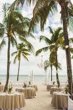 Beach wedding // Photography by Concept Photography via @Dena Webster Weddings #weddingdj #beachwedding #keyswedding
