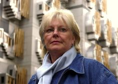 Margo McDonald. Fierce and passionate Scotswoman. RIP 4.4.14.