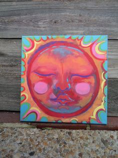 60% OFF Sun canvas Painting