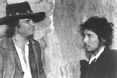 Kris Kristofferson, Bob Dylan, Pat Garrett