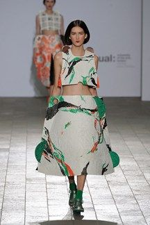 Catwalk Central St. Martins
