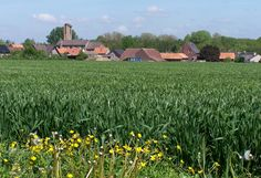 Selfkant-Hongen - where we lived in Germany