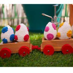 Oeufs Yoggi de Super Mario crochet avec différents coloris   Etsy