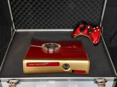 Stark Industries XBOX 360 BTW...for the best game cheats, tips,DL, check out: http://cheating-games.imobileappsys.com/