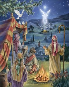 Advent Calendars, Advent Wreaths, Christmas Cards, Jigsaw Puzzles & More - Vermont Christmas Company Christmas Jesus, Meaning Of Christmas, Christian Christmas, Christmas Scenes, Christmas Nativity, Christmas Art, Christmas Jigsaw Puzzles, The Nativity Story, O Holy Night